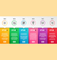 delivery timer parking place and parking icons vector image vector image