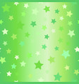glowing star pattern seamless vector image vector image