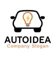 Auto Idea Design vector image vector image