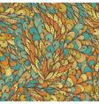 Seamless floral vintage summer pattern vector image vector image
