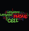 lost your cell phone the benefits of cell phone vector image vector image
