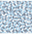 rounded diamond pattern seamless vector image vector image