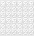 geometric triangles seamless background vector image