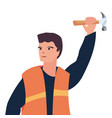 people labour day vector image vector image