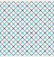 seamless pattern in diagonal arrangement vector image vector image