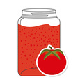 smoothie product vector image