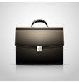 Brief case vector image vector image