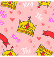 King crown pattern style collection