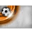 football background red vector image vector image