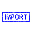 office stamp import vector image vector image
