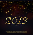 festival glitter background for happy new year vector image vector image