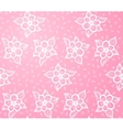 Seamless Floral Background vector image vector image