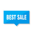 best sale price tag vector image vector image