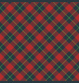 classic tartanchristmas plaid seamless patterns vector image vector image