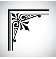decorative vintage design element 3 vector image vector image