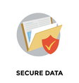 Folder Safety vector image