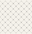 abstract seamless pattern of tiny rhombuses vector image vector image