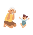 Family games vector image