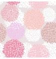 Cute unique floral pattern vector image vector image