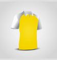 belgium flag shirt design vector image