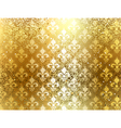 Brocade Background vector image vector image