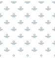 chancery pattern seamless vector image