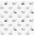 cat seamless vector image