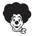 Clown1 vector image