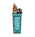 fire flame lighter vector image vector image