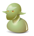 Goblin icon vector image vector image