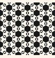 seamless ornament elegant geometric pattern vector image
