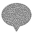 hint collage of dollar and dots vector image vector image