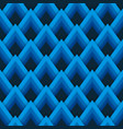pattern seamless pattern with blue vector image vector image