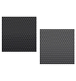 Fiber and carbon texture vector image