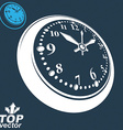 3d round wall clock with black dial includes