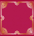 chineseornaments4 vector image vector image