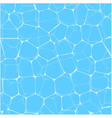 pool water texture vector image