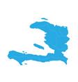 map of haiti high detailed map - haiti vector image