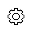 tools icon design template isolated vector image vector image