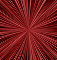 Dark maroon abstract ray design background vector image vector image