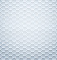 Textured honeycomb background vector image