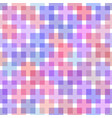template of checkered seamless background plaid vector image vector image