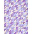 abstract retro violet background vector image vector image
