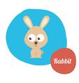 animal cute design vector image