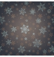 Seamless Christmas texture pattern EPS 10 vector image vector image