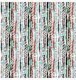 seamless pattern traditional african wicker vector image vector image