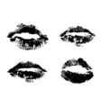 Sets of lips vector | Price: 1 Credit (USD $1)