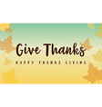 background style for thanksgiving celebration vector image