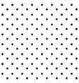 abstract dot pattern geometric background with vector image vector image