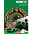 Casino elements vector | Price: 1 Credit (USD $1)